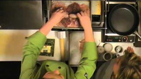 Make an easy turducken for Thanksgiving