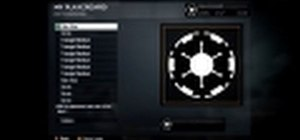 Make a Star Wars Imperium Black Ops player card / emblem