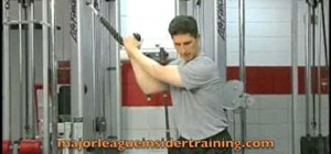 Build arm strength for pitching
