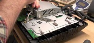 Disassemble the Sony PlayStation 3