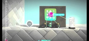 Use the basic logic tools in LittleBigPlanet 2