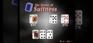 Determine chance of winning a hand in Texas Hold'em