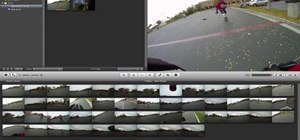 Get started making movies using iMovie editing software