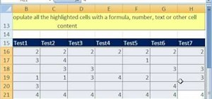 Fix common Excel spreadsheet problems & errors