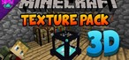 Default 3D Minecraft Texture Pack 1.8
