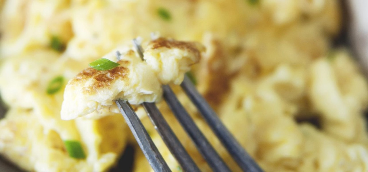 Add Citrus to Your Scrambled Eggs to Make Them Literally Mouthwatering