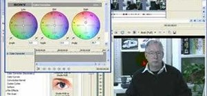 Use Color Corrector in Sony Vegas Movie Studio