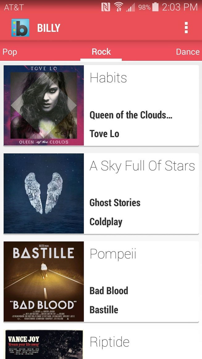 How to Stream Top Billboard Hits on Android for Free
