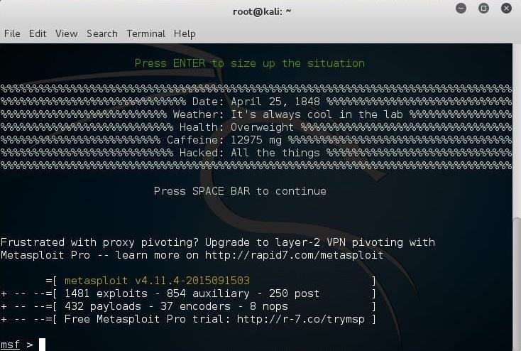 Hack Like a Pro: Metasploit for the Aspiring Hacker, Part 13 (Web Delivery for Windows)
