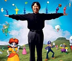 Enter the Genius of Shigeru Miyamoto, Father of Mario