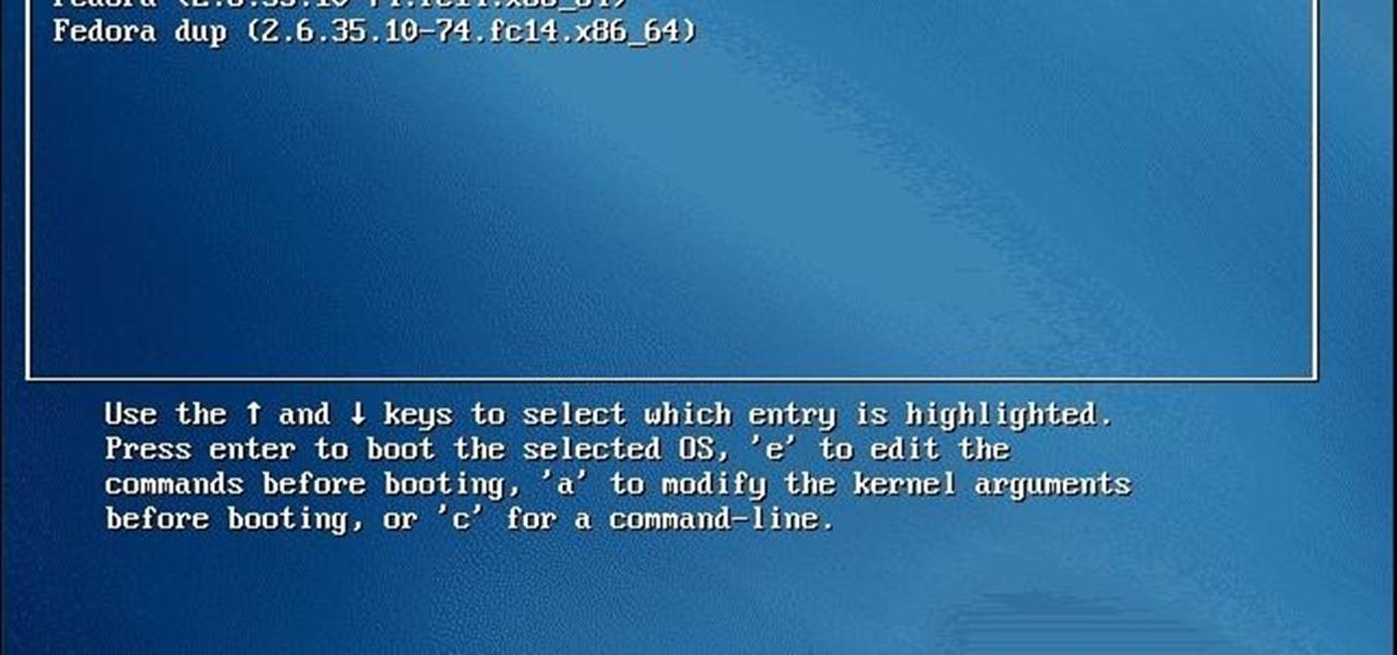 Change Grub Boot Loader Background