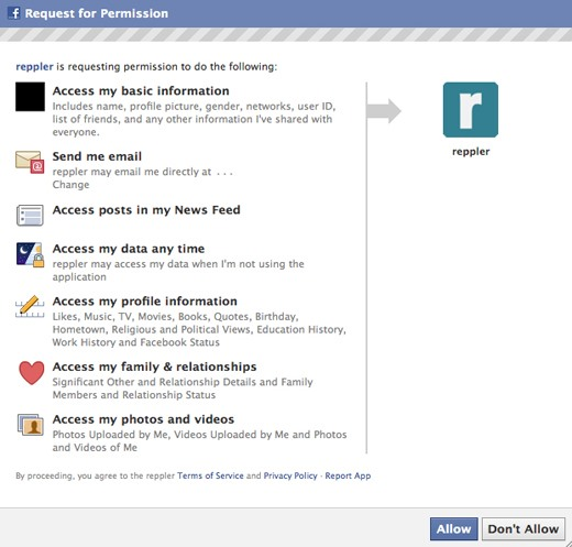 How to Protect Your Facebook Reputation with Reppler