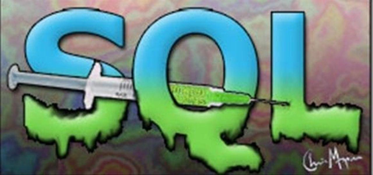 Все секреты SQL-Injection Внедрение SQL-кода позволяет взламывать базы данн