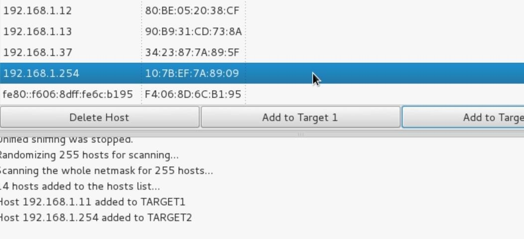 Tutorial: DNS Spoofing