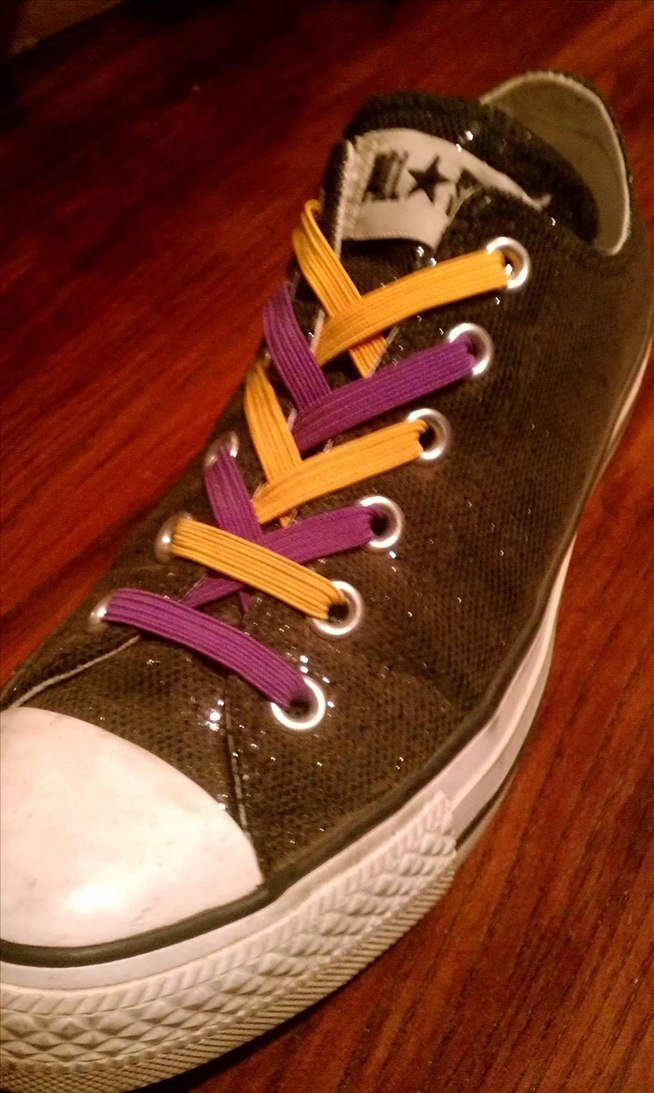 how to make cool shoelace designs