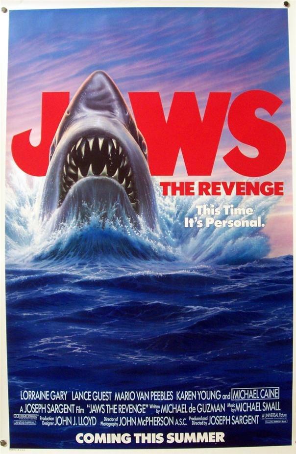 Jaws 4 « Movie Poster Design