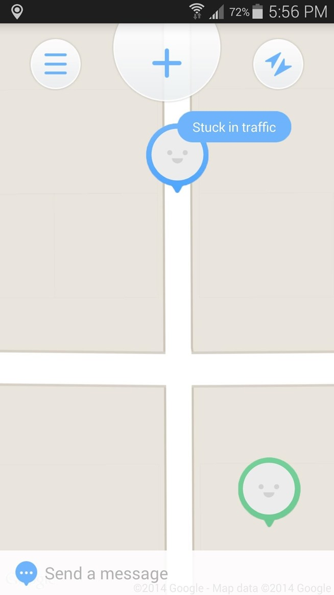 How to Temporarily Share Your Current Location with Friends Until You Meet Up Together