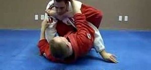 Do a Jiu Jitsu Gogoplata choke