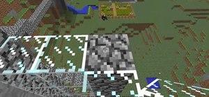 Build an effective water elevator in Minecraft