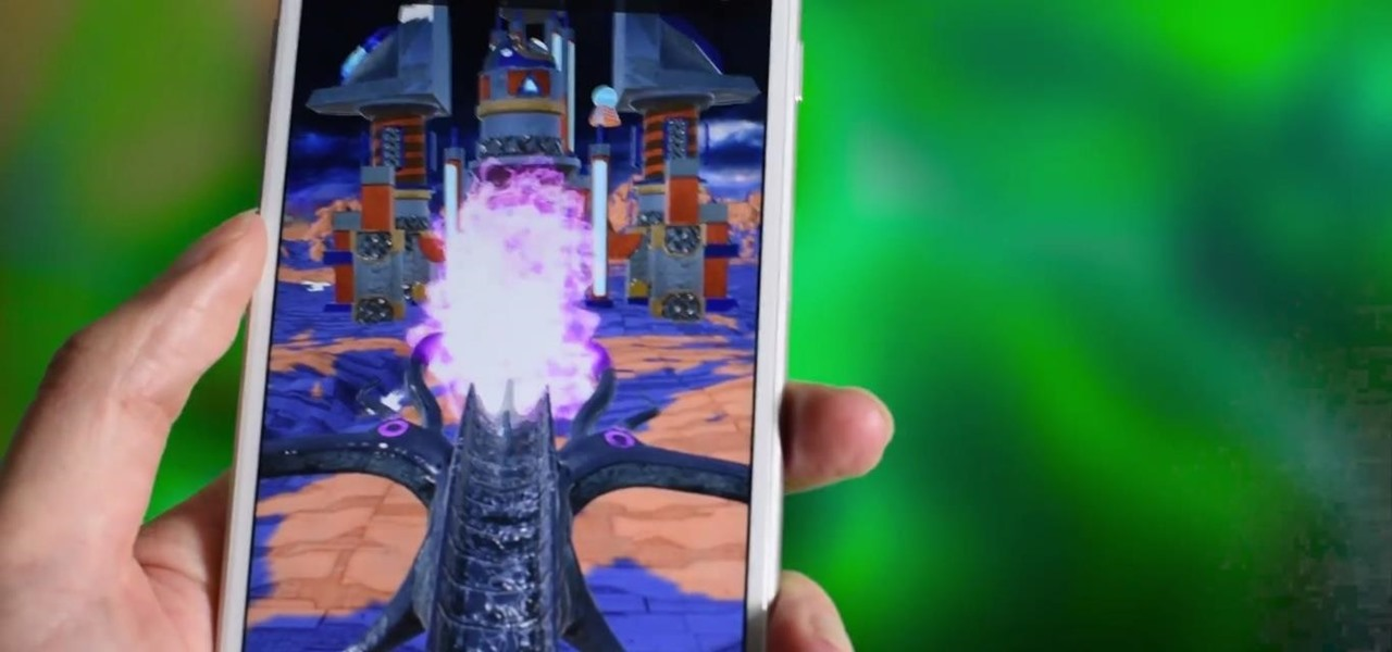 Amusement Park Pits Guests Against Each Other in Augmented Reality Warfare