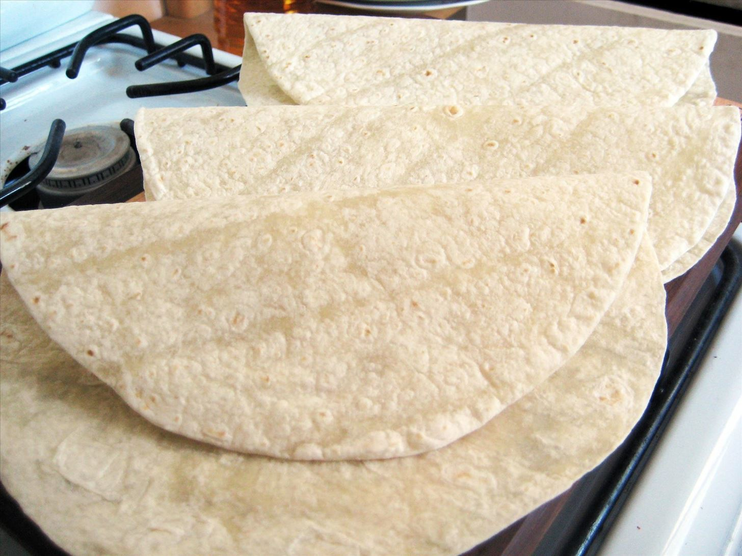 How to Turn a Tortilla into a French Crêpe