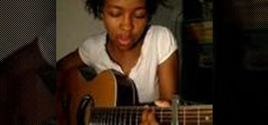 """Play """"You're Beautiful"""" byJames Blunt on the guitar"""