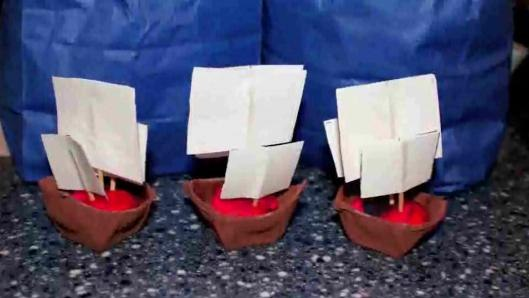 How to Recreate Models of Christopher Columbus's Sailing Ships from ...