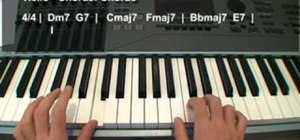 "Play ""Hello"" by Lionel Richie on the piano or keyboard"