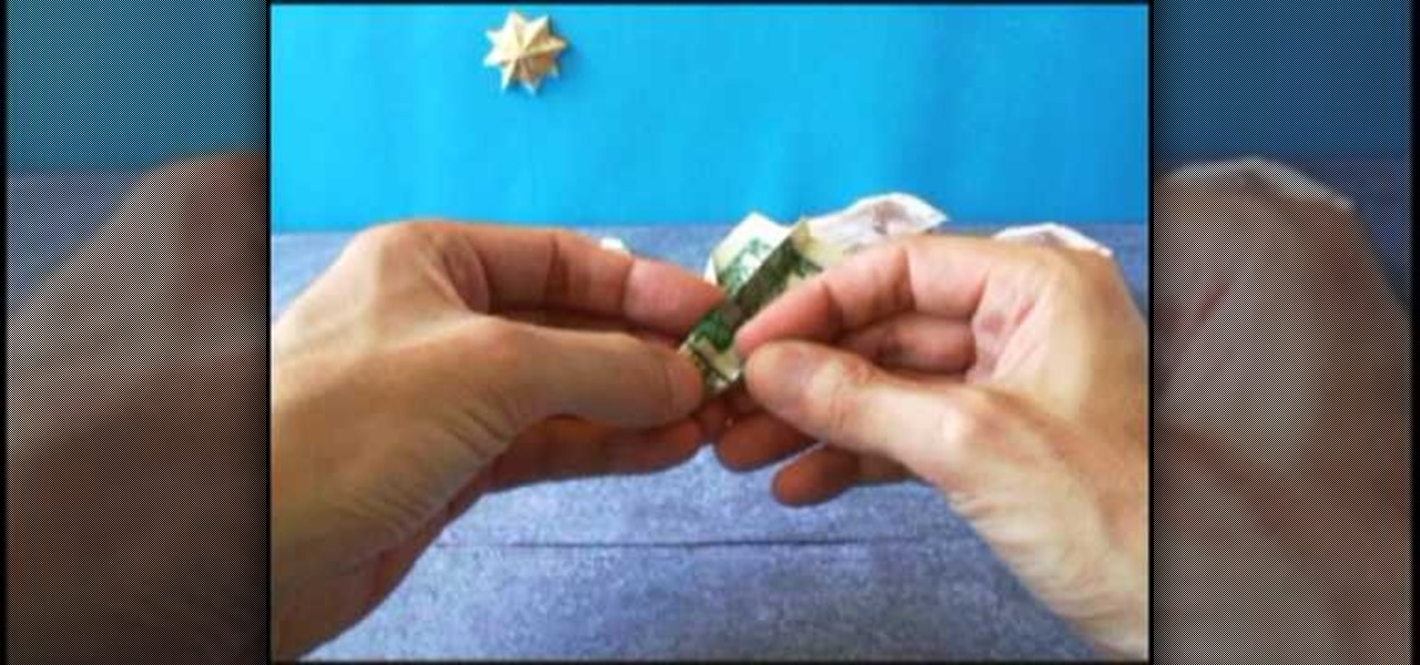 how to fold an origami fighter plane from a dolllar bill
