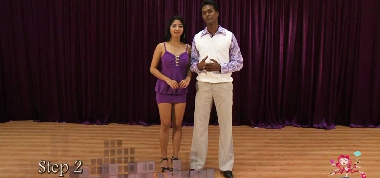 Do African Kizomba Dance For Beginners X on Square Dance Basic Steps