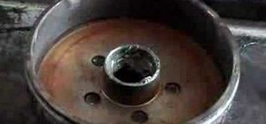 Inspect and regrease trailer bearings