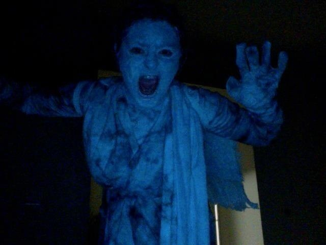 Halloween Costume - Weeping Angel