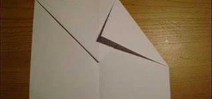 Make the most effective paper airplane