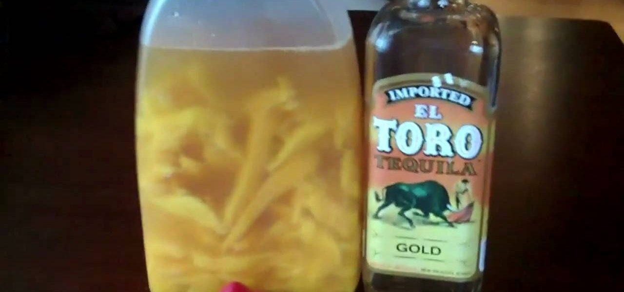 How to make delicious mango infused tequila tequila for How to make flavored martinis