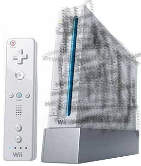 Black Wii to hit stores in May
