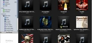 Transfer music from iPod to iTunes Library