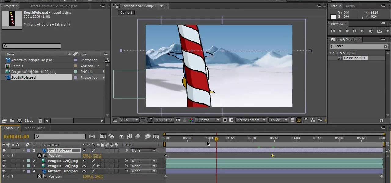 Line Art In After Effects : How to animate a line drawing in after effects howsto
