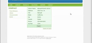 Put your MS Access databases on your website