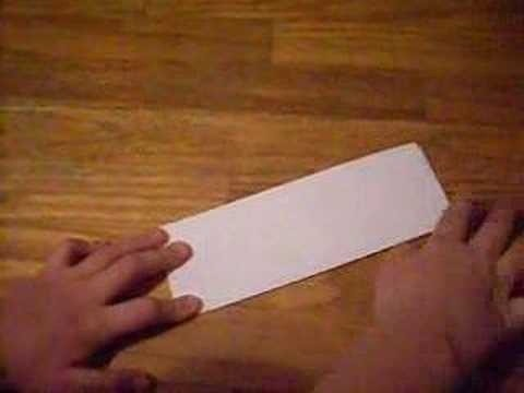 Make paper poppers in three steps