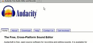 Open & edit Dolby Digital AC3 audio with Audacity