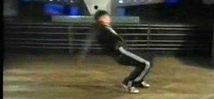 """Do a """"swipe"""" breakdance move"""