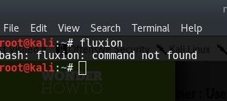 Crack WEP/WPA/WPA2 Password Without Brute force - Fluxion | A Group