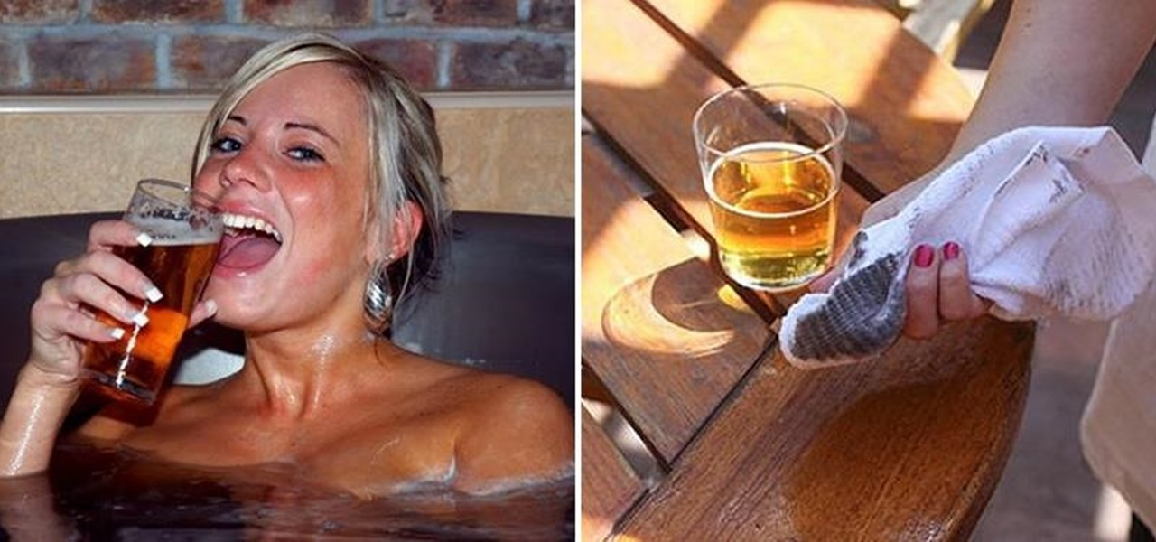 10 Non-Drinking Uses for Your Favorite Brew