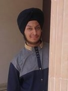 Gaganpreet Singh Khalsa