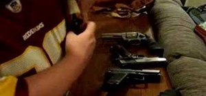 Choose the right type of handgun holster
