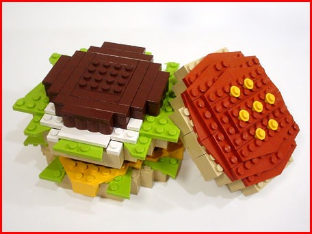 LEGO McValue Meal