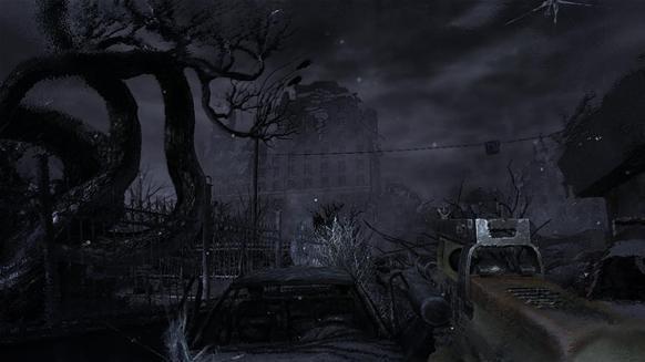 Metro 2033: Eye Candy