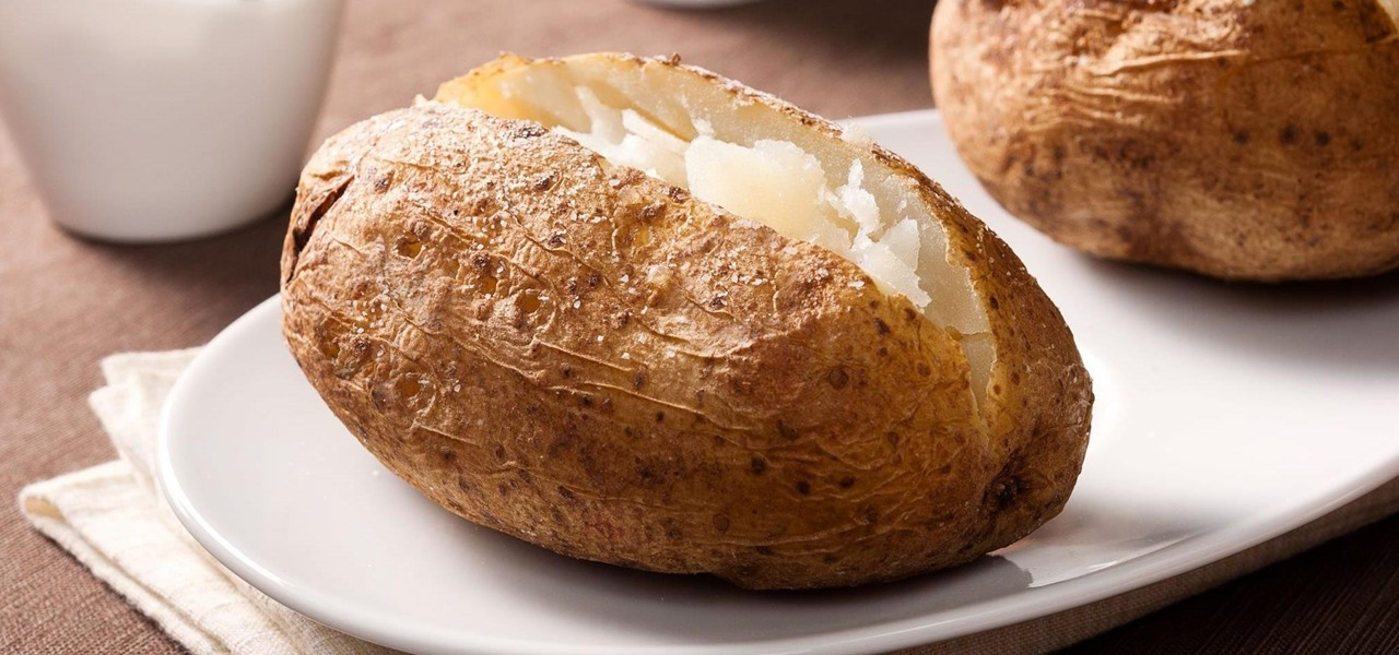 7 Steps to the Best Baked Potato You'll Ever Have