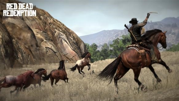 Red Dead Review part 1:  Sandbox Gameplay