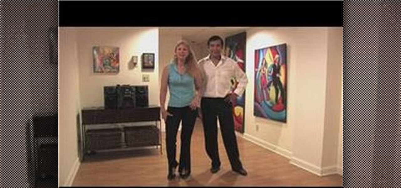 How To Do The Basic Mambo Steps 171 Latin Wonderhowto